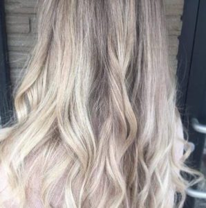 balayage hair colour trends